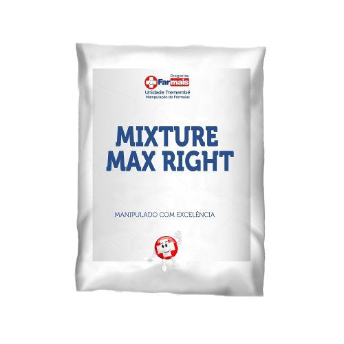 MIX RIGHT 12gr 60 Sachês + Complex Vit
