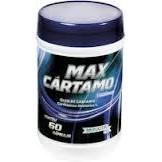 MAX CÁRTAMO 1000MG C/ 60 CÁPSULAS