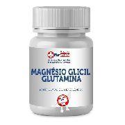 Magnésio Glicil Glutamina 440mg 60 Cápsulas