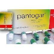 Pantogar Original 30 Cp + Groselha Negra Fort 500mg 60 Cp