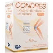 CONDRES COLÁGENO 40MG ORIGINAL E.M.S. C/ 30 CÁPSULAS