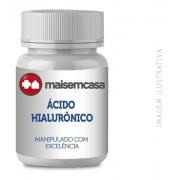 Ácido Hialurônico 60mg 120 Cápsulas