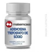 Adenosina Trifosfato De Sódio (bio Atp) 400mg 60 Cápsulas