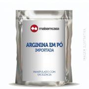 Arginina em Pó Importada - 500g