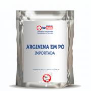 ARGININA EM PÓ - IMPORTADA 500g