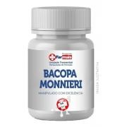Bacopa Monnieri 250mg 120 Cápsulas Veganas