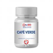 CAFÉ VERDE 300MG - ACELERA O METABOLISMO - COM 60 CÁPSULAS