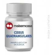 Cissus Quadrangularis+ Irvingia Gabonensis 120 Cps Vegetais