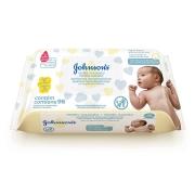 Lenços Umedecidos Johnson's Baby recém-nascido 96 un