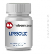 Lifesolic ( Ácido Ursólico ) 300mg 120 Caps Veganas