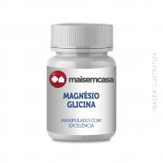- Magnésio Glicina 200mg Manipulado 90 Cápsulas