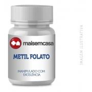 - Metil Folato 1000mcg 5-mthf Forma Ativa 60 Caps