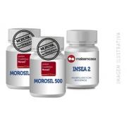 - Morosil® 500 Mg 2x30 Insea2® 250mg 1x30 Cp