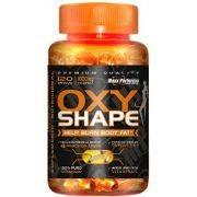 OXY SHAPE - HELP BURN BODY FAT 120 CÁPSULAS 1000 MG