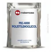 - Peg 4000 Polietilenoglicol 120 Env 10g Sem Sabor
