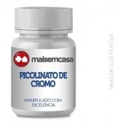 - Picolinato De Cromo 200 Mcg: Manipulado Com Qualidade 60 Cp