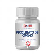 PICOLINATO DE CROMO 200MG - CÁPSULAS INIMIGA DO AÇÚCAR C/30