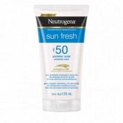 PROTETOR SOLAR NEUTROGENA SUN FRESH 50 FPS 120 ML