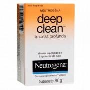 SABONETE FACIAL DEEP CLEAN LIMPEZA PROFUNDA 80 G