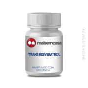 Trans Resveratrol 100mg Import Com 3 X 60 Cp (180 Cp)