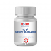 UC-2® (COLÁGENO TIPO 2) 40MG + CLORETO DE MAGNÉSIO 1000MCG CÁPSULAS