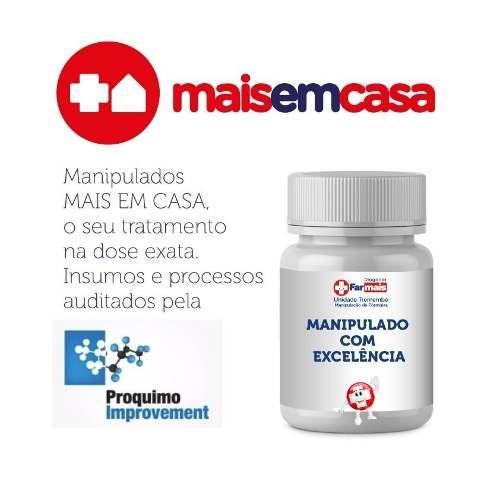 BETAÍNA HCL 300mg 30 Cáps - SUPLEMENTO MANIPULADO
