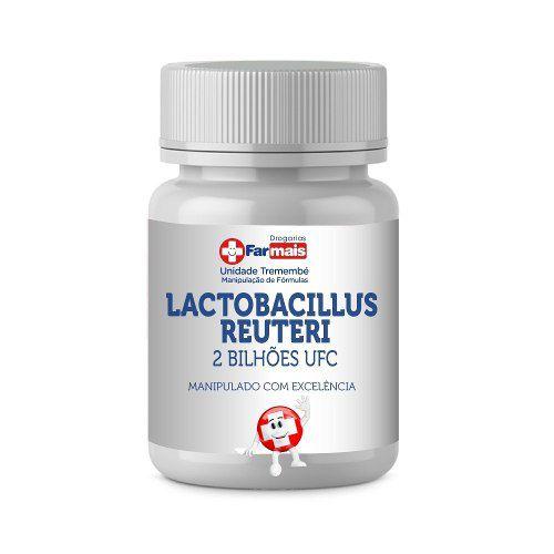LACTOBACILLUS REUTERI 100MG 90 CÁPSULAS