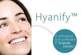 HYANIFY 4% ® ORIGINAL ELIMINA O BIGODE CHINÊS | 30 GRAMAS