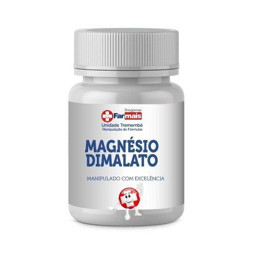 MAGNÉSIO DIMALATO 300MG 120 CÁPSULAS