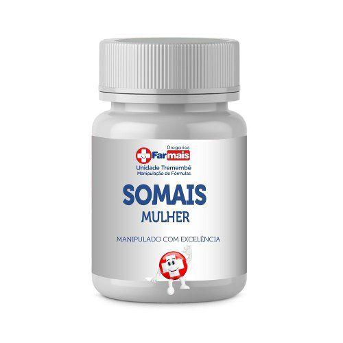 + Turbo Somatodrol : Somais Mulher 90 Cps