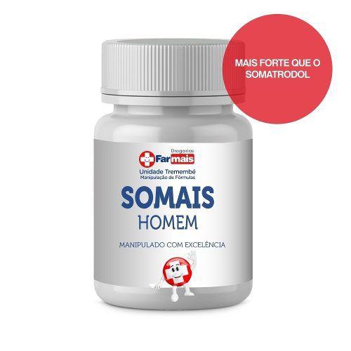 + Turbo Somatodrol : Somais Homem 90 Cp