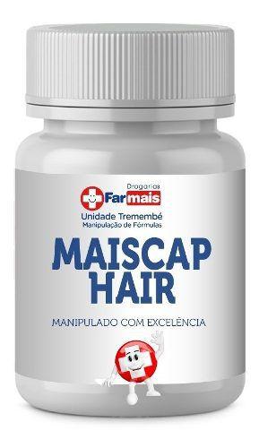 MAIS TURBO (MAISCAP) Imecap Hair Manipulado 90cp + Brinde + Posta 24hrs