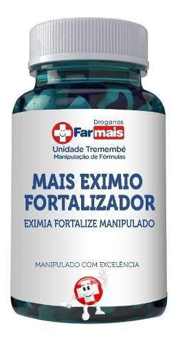 + Turbo Eximia Fortalize : 270 Cps + Brinde + Frete 24hrs