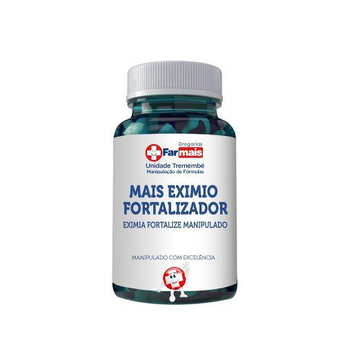 + Turbo Eximia Fortalize : 360 Cps + Brinde + Frete 24hrs