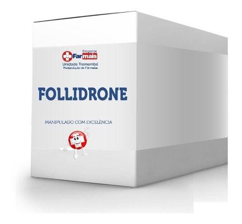 FOLLIDRONE ® 10G (CONSTRUTOR MUSCULAR) 30 SACHÊS