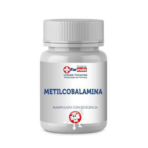 Vitamina B12 5000 Mcg - 400 Cp (2 X 200 Cp) Metilcobalamina