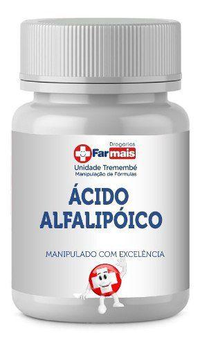 ÁCIDO ALFA LIPÓICO 300mg 240 Cp Manipulado