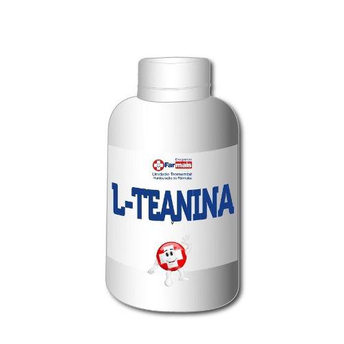 L Teanina 500mg+mg Glicina 200mg+zn Glicina 50mg 140 Cp