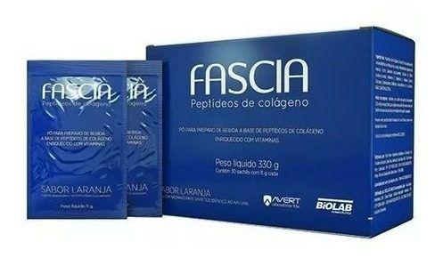 FASCIA COLÁGENO 330G COM 30 SACHÊS (ORIGINAL BIOLAB)