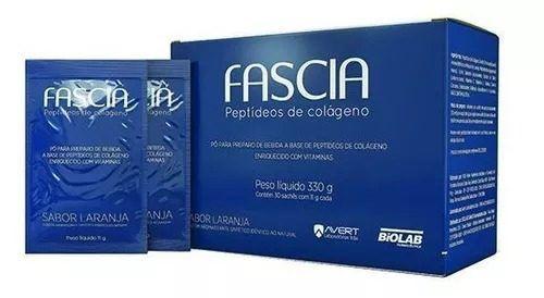 FASCIA COLÁGENO 330G COM 60 SACHÊS (ORIGINAL BIOLAB)