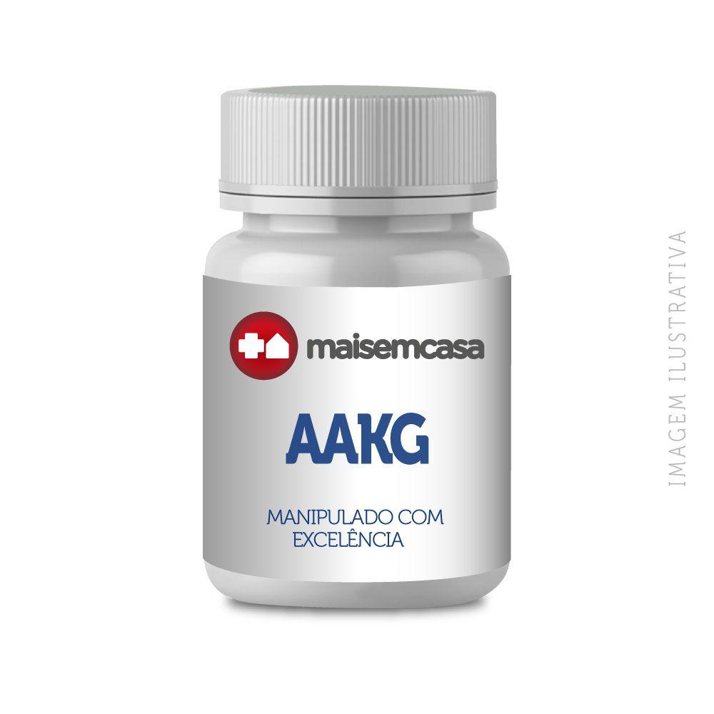 AAKG (Arginina Alfa Cetoglutarato) 1500mg - 60 Doses
