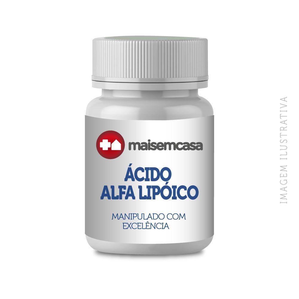 ÁCIDO ALFA LIPÓICO 300mg 240 Cp Importado