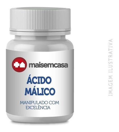 Ácido Málico 400mg 90 Cáps