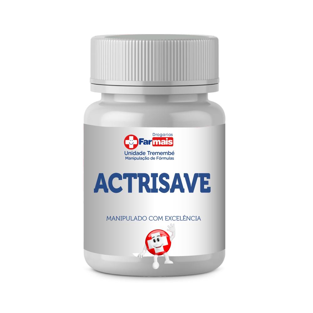 ACTRISAVE 250mg C/ 60 Cápsulas