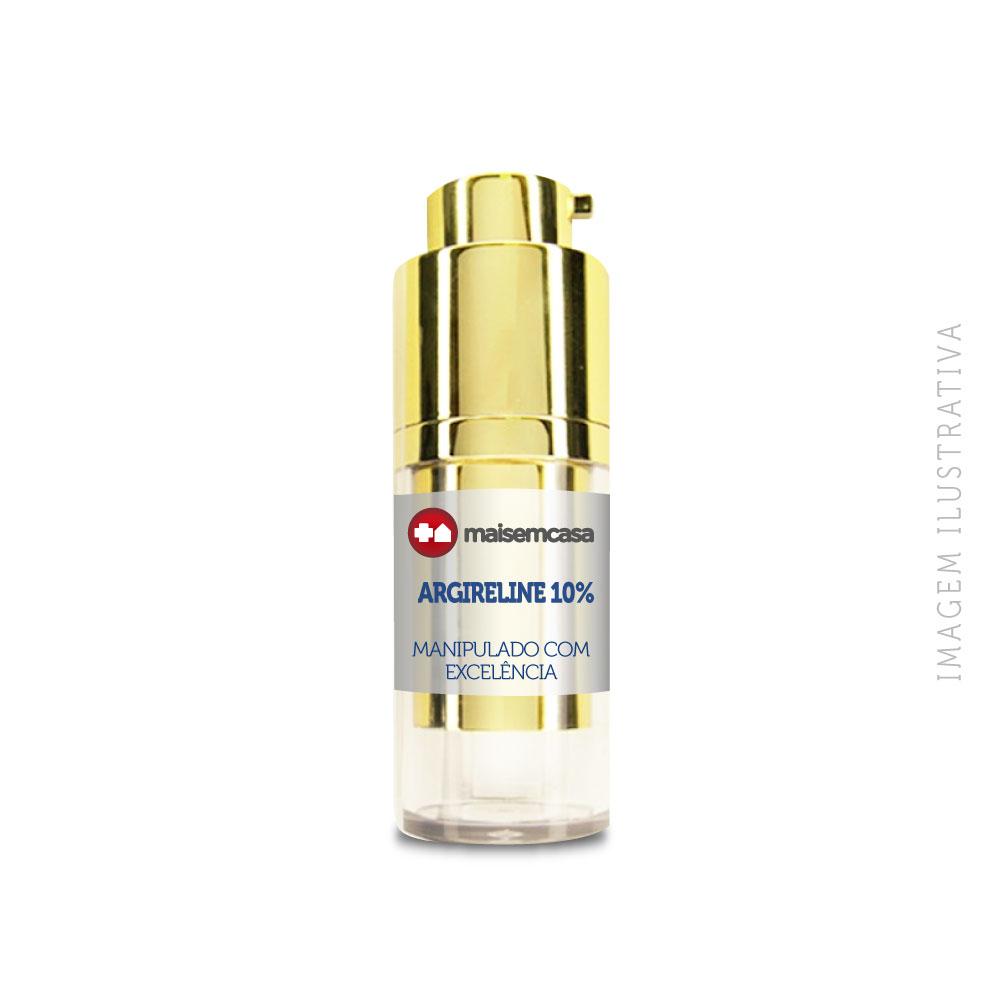Argireline 10%, Sérum para peles maduras