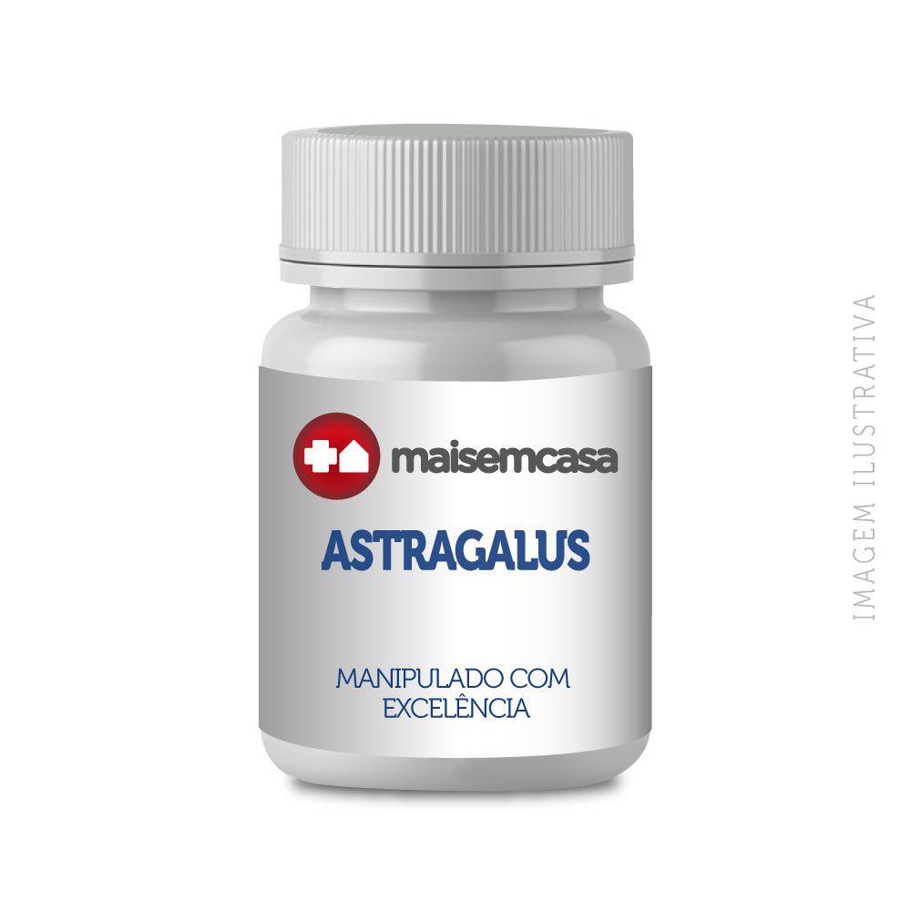 ASTRAGALUS 500mg, 90 Cápsulas (3 Potes com 30 cápsulas). Frete Grátis!