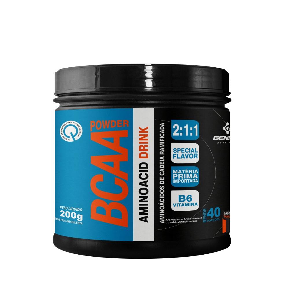 BCAA DRINK TANGERINA 200 G
