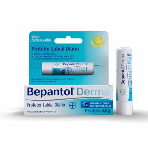 BEPANTOL DERMA PROTETOR LABIAL 4,5 G