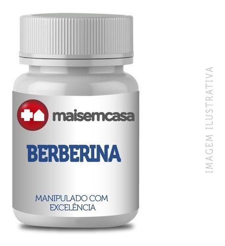 Berberina 250mg 60 Cps Veganas