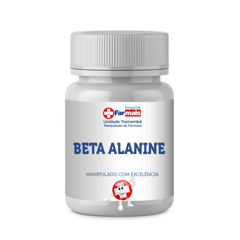 BETA ALANINA PURA IMPORTADA - BETA ALANINE 500g - ALANINA 100%